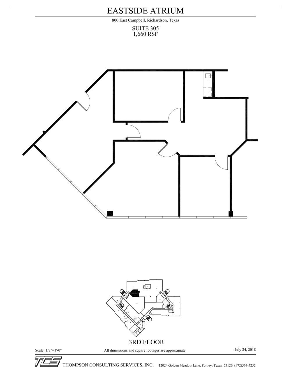 Eastside Atrium - Suite 305 - Marketing Plan-1