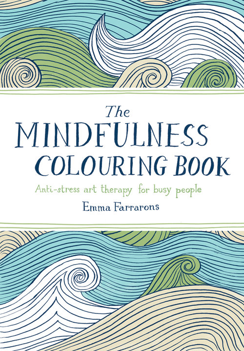 3 MINDFULNESS COLOURING BOOK