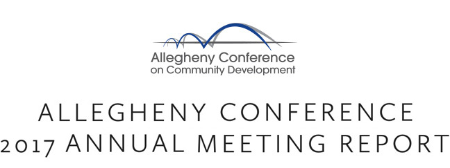 Allegheny Conference 2017 Annual Meeting Report