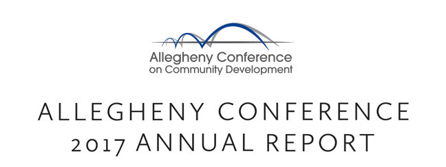 Allegheny Conference 2017 Annual Report