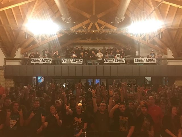 Thank you Fargo!! Y'all rock! We'll be back soon.. #thestir #atlantamusic