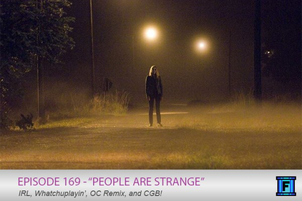 Summary - People are strange, but then so is this podcast! In IRL Jason has a strange visitor, we talk about our 4th of July, and Lucas had the day from H-E-Double Hockey Sticks. We also talk about GLOW, MGS V, and Tom Hanks' funny laugh. The comes the community grab bag, so hold on to your butts, it's about to get weird.