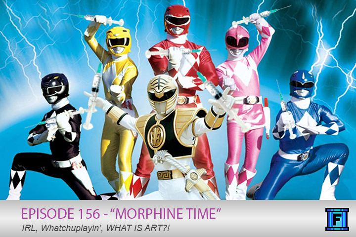 Summary - In Morphine Time, Lucas is hosting the show with special guest Nathan from That's Entertaining! Sit back and become comfortably numb as we talk about the
