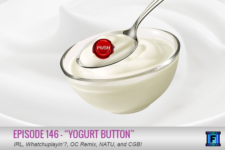 Summary - Grab a bowl, push the yogurt button, and consume some creamy Fluxtaposed! All your favorite hits are mixed in, including the return of News of the Week!