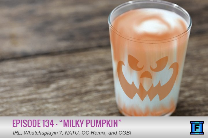 Summary - What's a Milky Pumpkin? Don't you know?! It's only the official