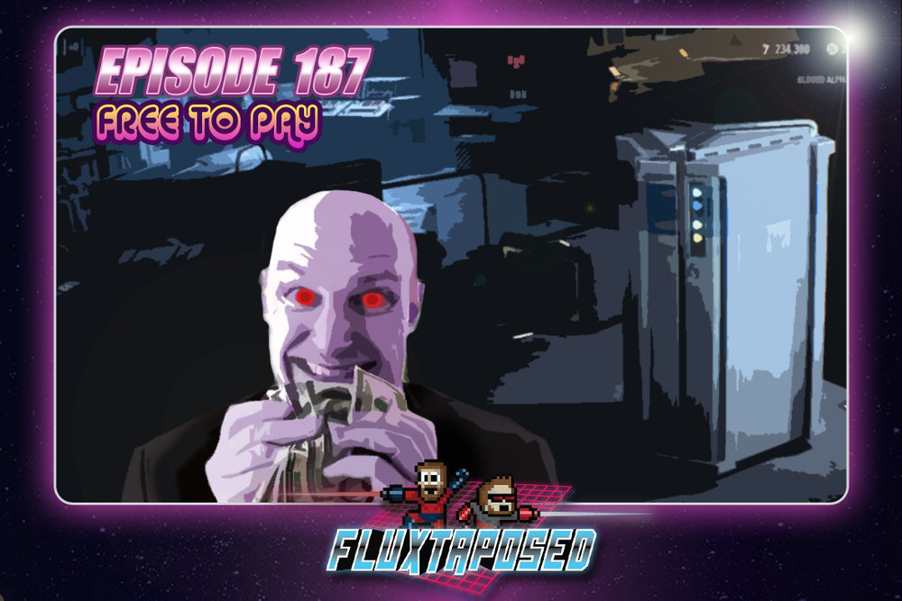 Summary - Welcome back to Fluxtaposed, episode 187 recorded on Nov 21st, 2017. On the docket today -  Adam Leonhardt from the Mega Dads joins the fun, IRL, get caught up on Whatchuplayin' featuring Rocket League and Warmachine . Finally, we will close out the show with the community grab bag and that sweet, sweet, awkward finish. Thanks for listening, and enjoy the show!