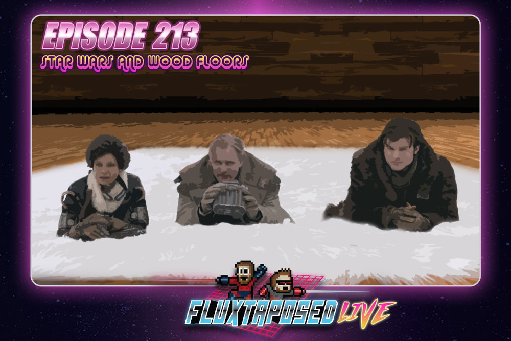 Summary - Pull up a chair, this is Fluxtaposed, episode 213 recorded on May 22nd, 2018. On the docket today -  IRL,, get caught up on Whatchuplayin' featuring Destiny 2 & Hyrule Warriors. Finally, we will close out the show with the community grab bag and that sweet, sweet, awkward finish. Thanks for listening, thanks for watching, and enjoy the show!