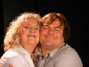 Jack Black thanks his Drama Teacher Debbie Devine