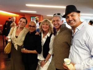 Paige White, Tony Duran, Debbie Devine, Mark Bramhall & Jesus Castanos Chima
