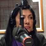 Ivonne Rodriguez on air