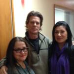 Laurie, Jay & Ivonne pre-KPFK