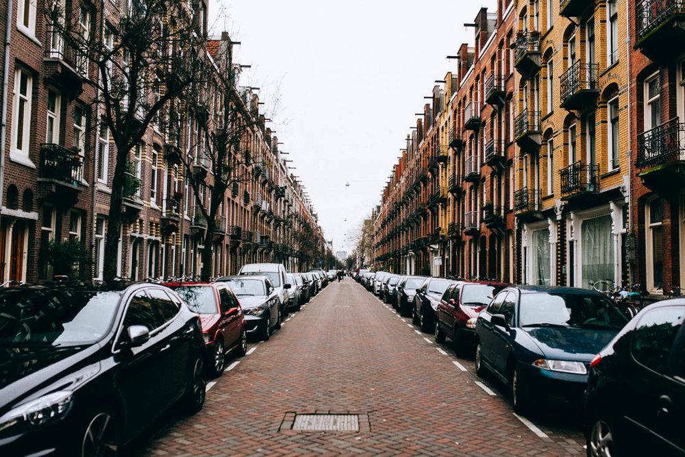 [Rustenburgerstratt] - Amsterdam, The Netherlands