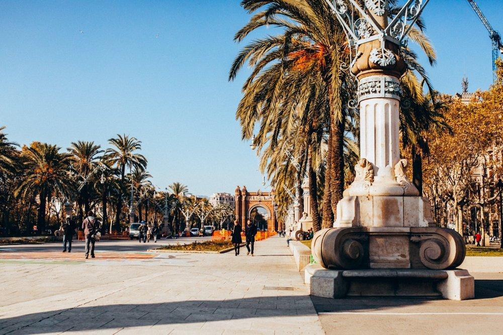 [Passeig de Pujades] - Barcelona, Spain
