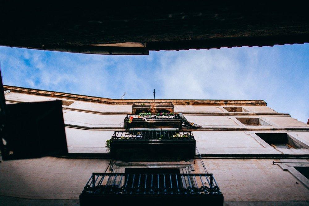 [Carrer de Montjuic del Bisbe] - Barcelona, Spain