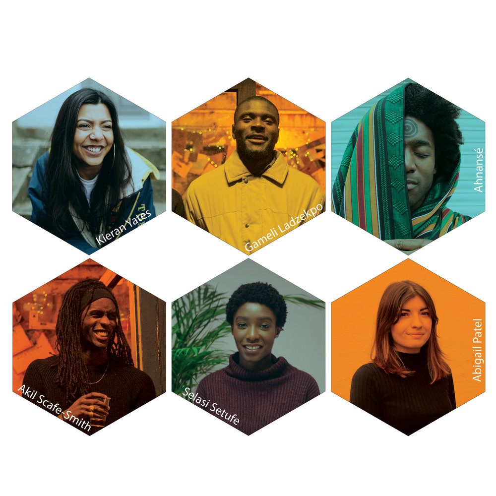 The Stephen Lawrence Memorial Lecture | Panel Discussion   [RIBA x The [204] Design Collective]  09/20/18