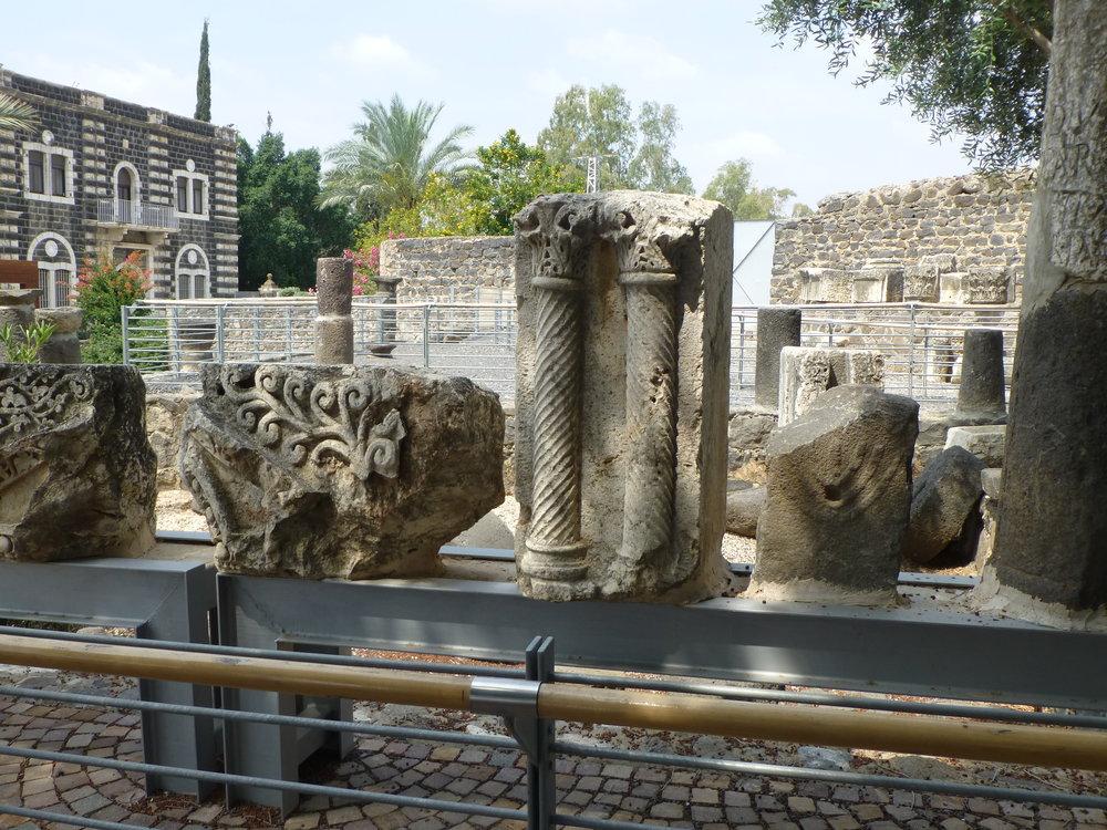 Capernaum-Sea of Galilee Israel 3.JPG