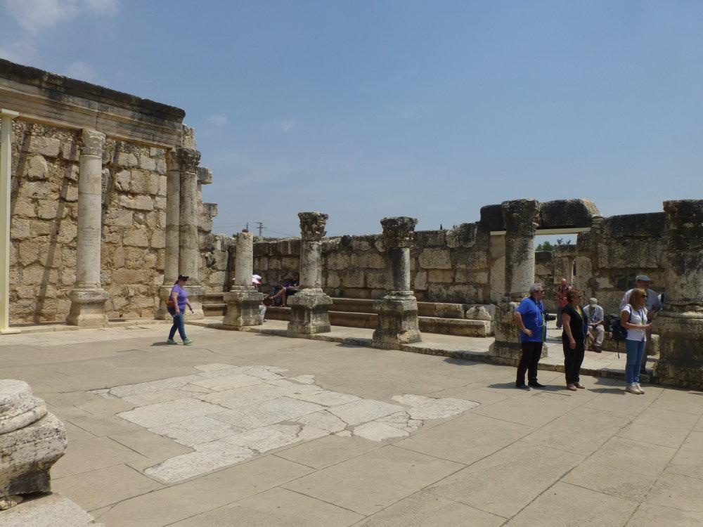 Capernaum-Sea of Galilee Israel 4.JPG