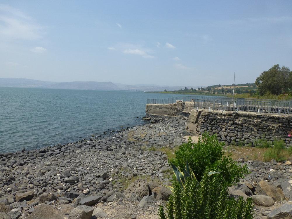 Capernaum-Sea of Galilee Israel 5.JPG
