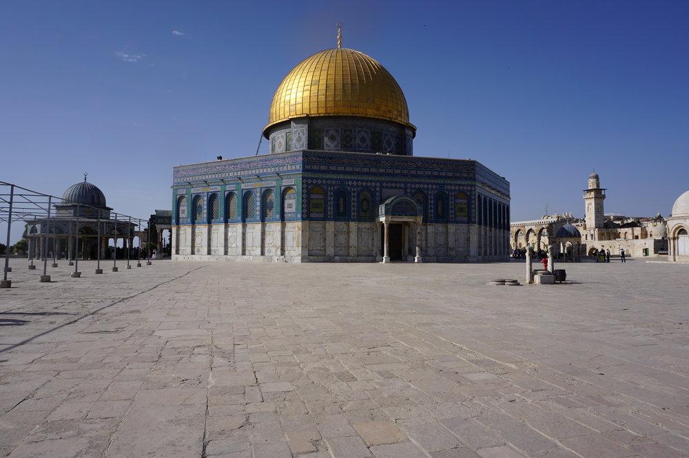 Temple Mount Dome of the Rock Jerusalem Israel 2.JPG