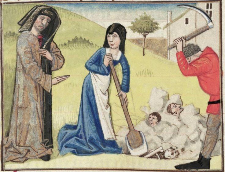 Le roman de la rose. Robinet Testard, 1487-95