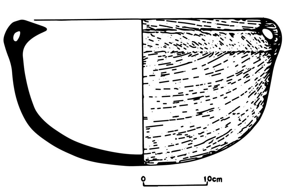 Grainger vessel 1055-795 B.C