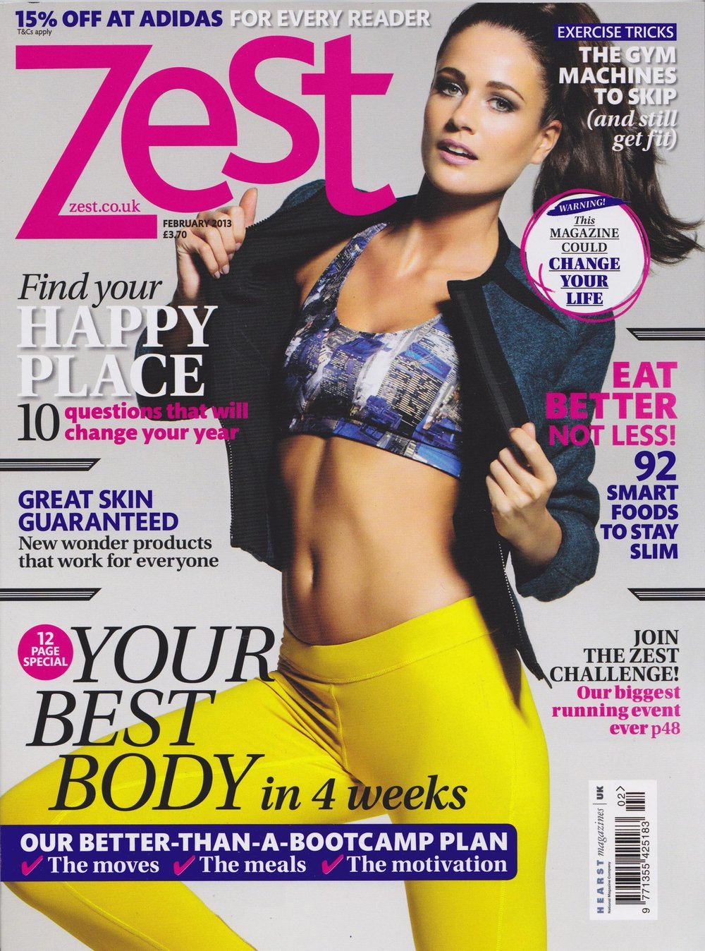 Hey Jo London - Zest Magazine