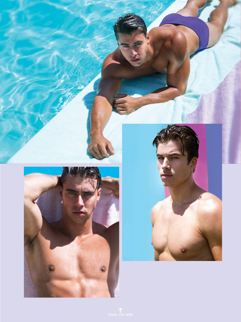D.HEDRAL Swimwear - WINQ Magazine