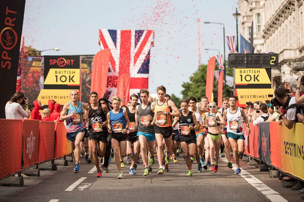 virgin sport westminster british 10k