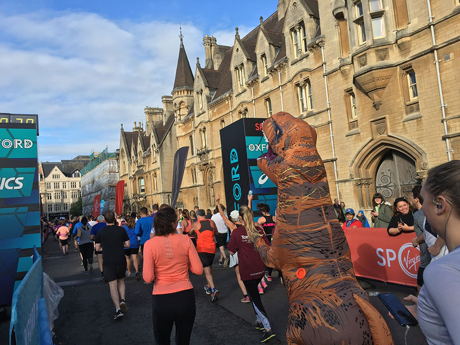 virgin sport oxford half marathon