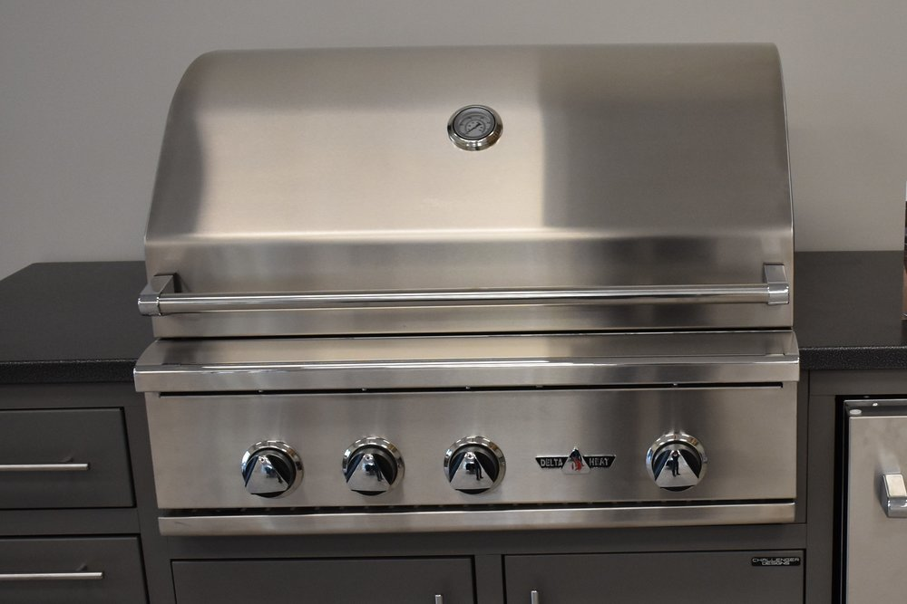 Delta Heat Built-In Gas Grill