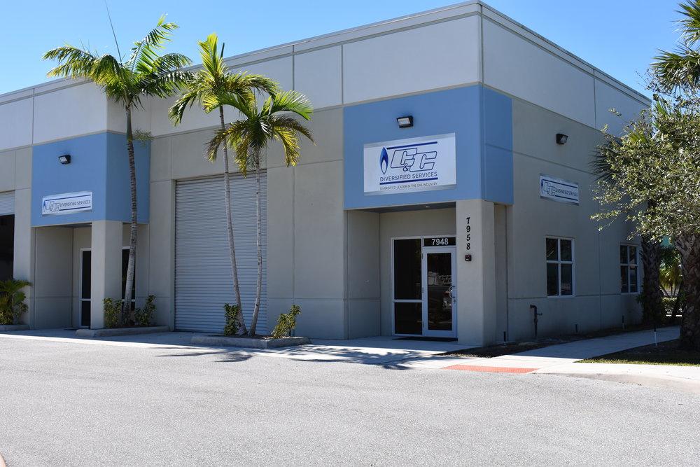 Showroom Located @ 7948 SW Jack James Drive Stuart, FL 34997