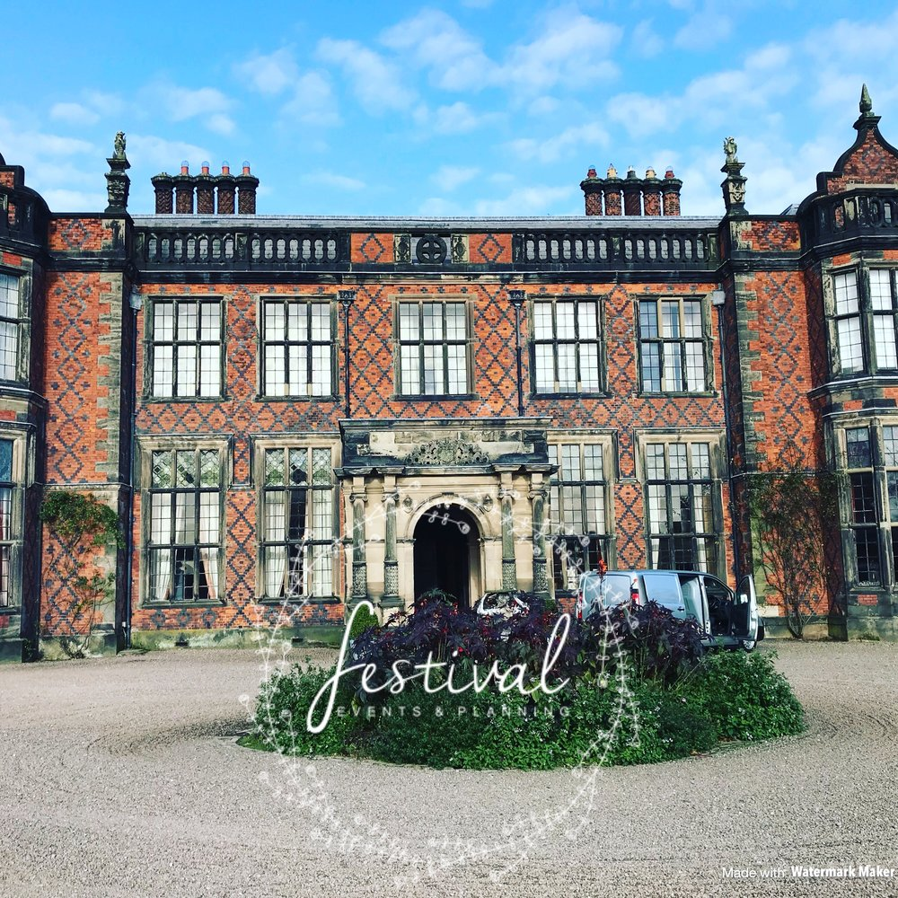 ..Arley Hall - Home of your dream day