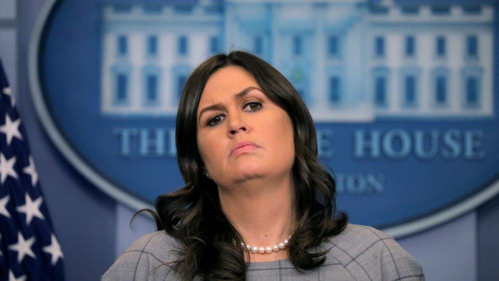 """MSM Reporters """"Fat Shame"""" Sarah Huckabee Sanders?"""