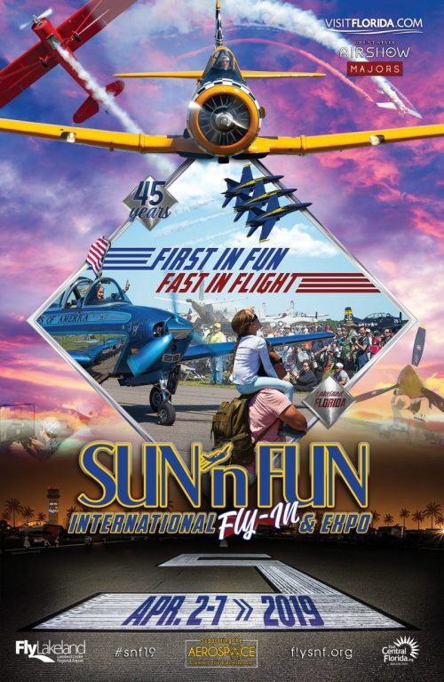 We Are at Sun 'n' Fun This Year! - APWI is proud to be a part of Central Florida's premier aviation exhibition and airshow. Sun 'n' Fun is the second-largest event of its kind, and Florida's largest annual convention! Come join the fun and we'll see you there! Click on the poster above for the official Sun 'n' Fun website.