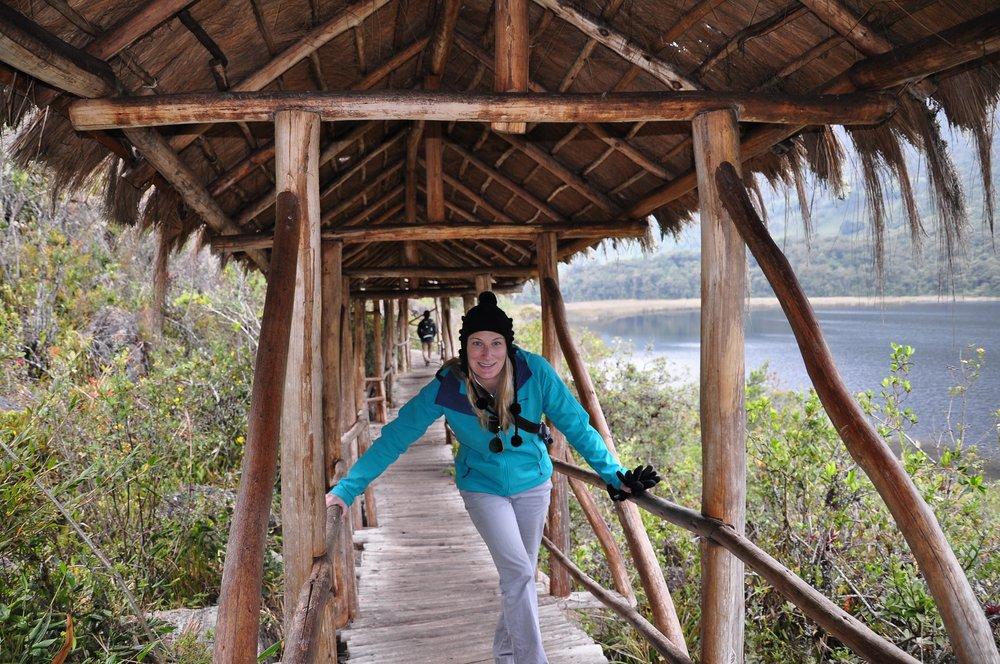 Travel adventure to Laos and Ecuador.
