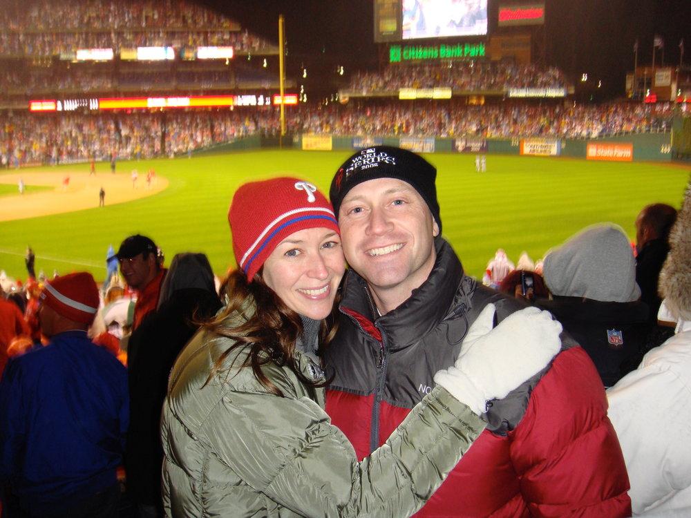 Phillies Win the World Series