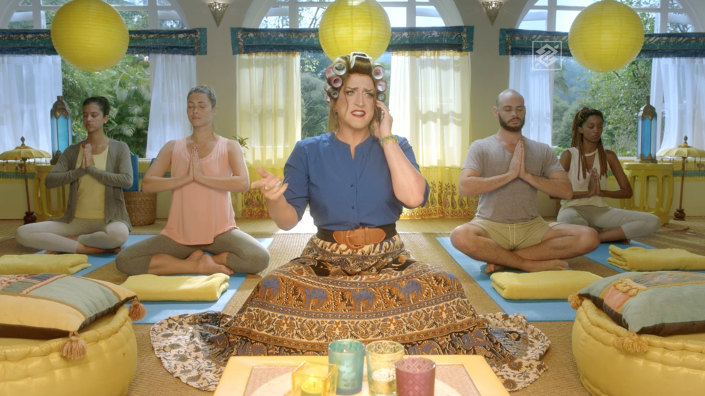 Banco do Brasil - Yoga