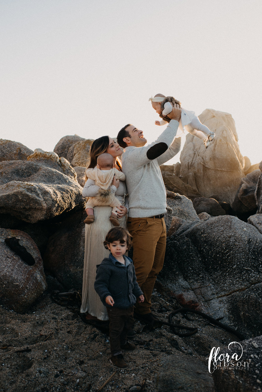 monterey california family photographer