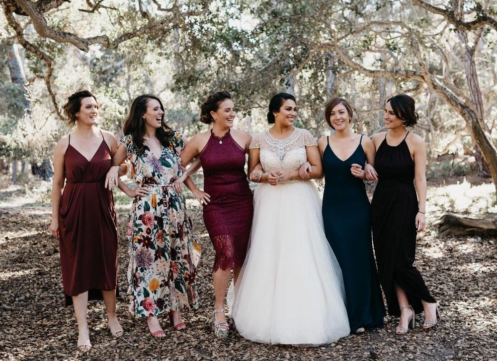 Monterey photographer Big sur California Coast adventerous wedding elopment intimate wedding photographer