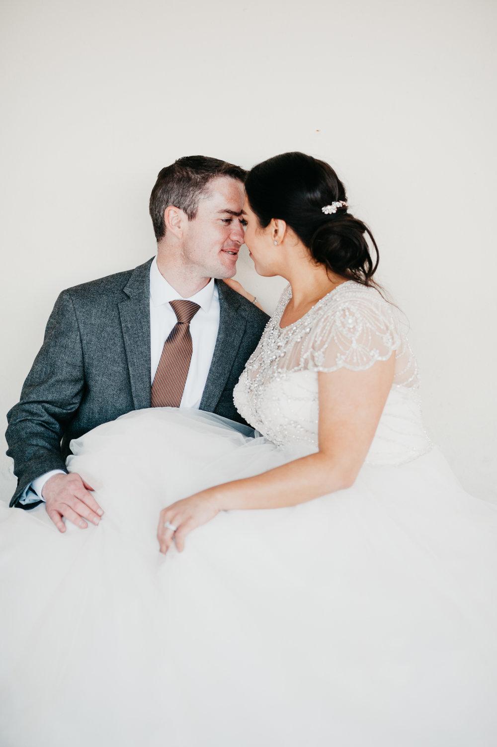 monterey, CA Big sur California Coast adventerous wedding elopment intimate wedding photographer