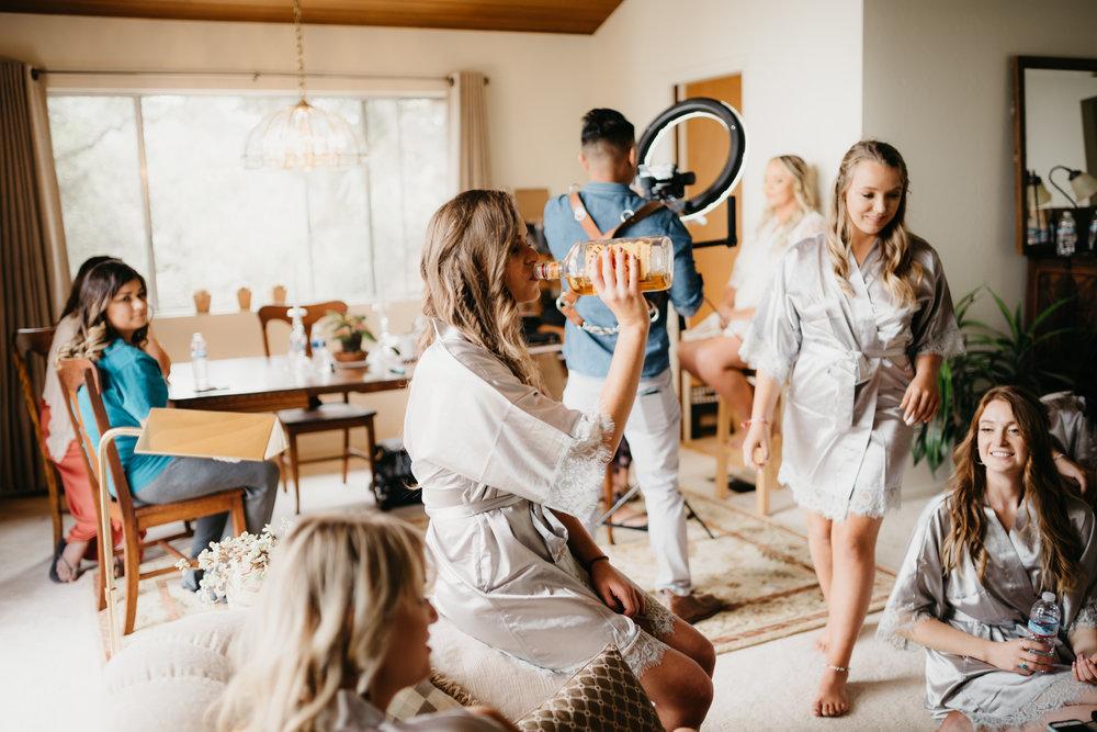 Boho wedding Big sur California Coast adventerous wedding elopment intimate wedding photographer