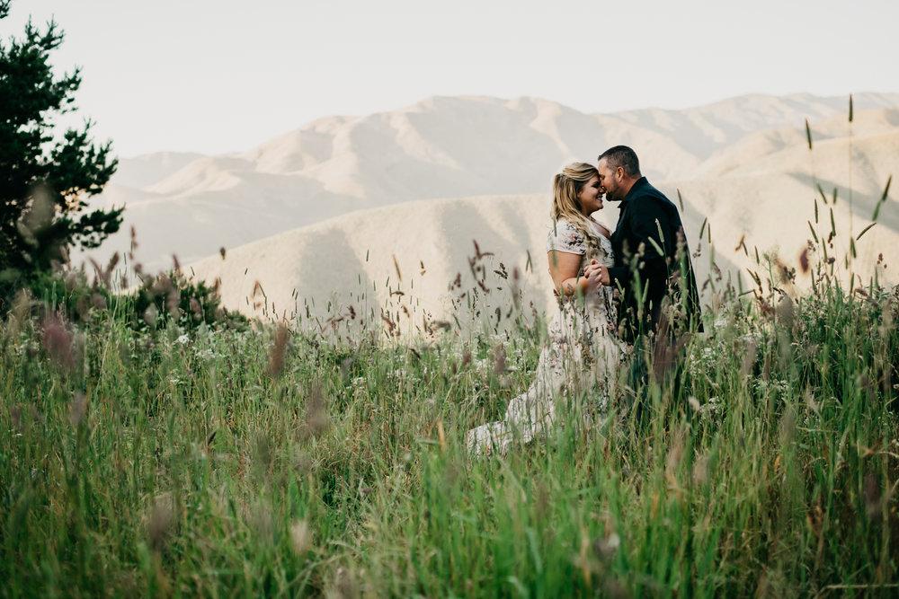 Big Sur california coast wedding photographer elope california
