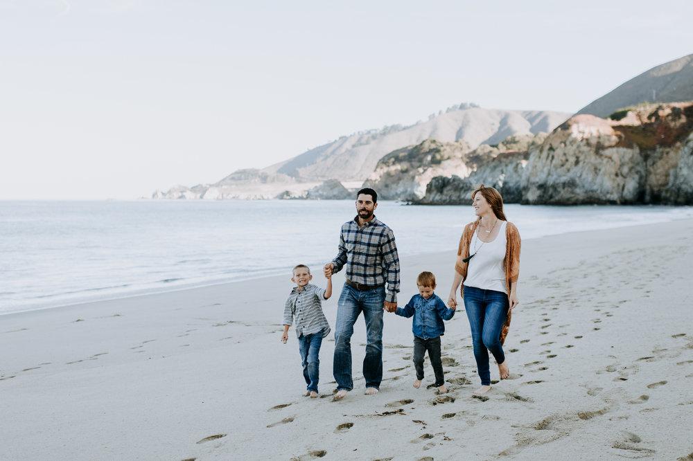 carmel monterey family photographer