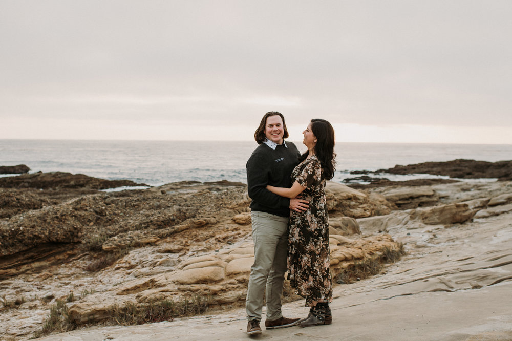 Big sur family photographer holiday session