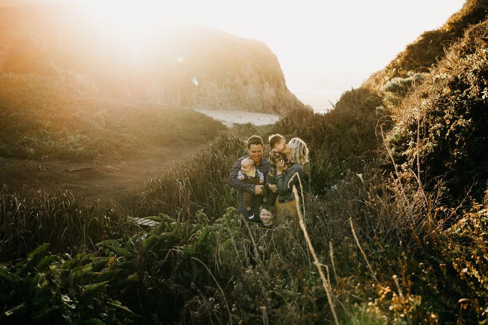 Big Sur Family Photographer
