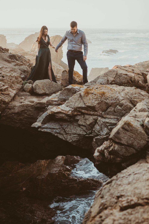 Big Sur California Wedding Adventure Photographer