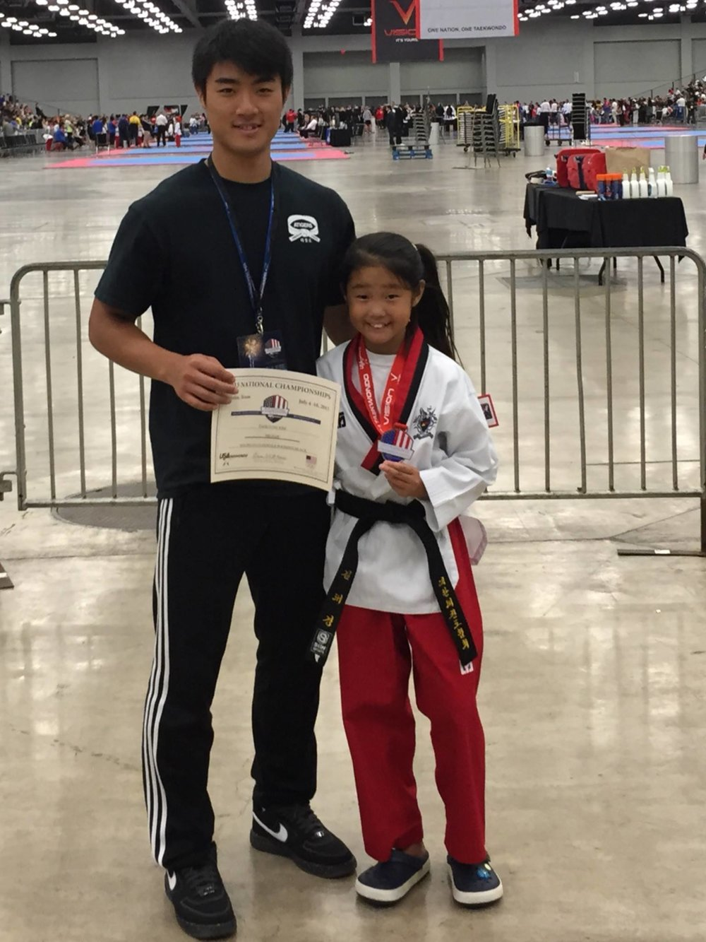 Black Belt Competition