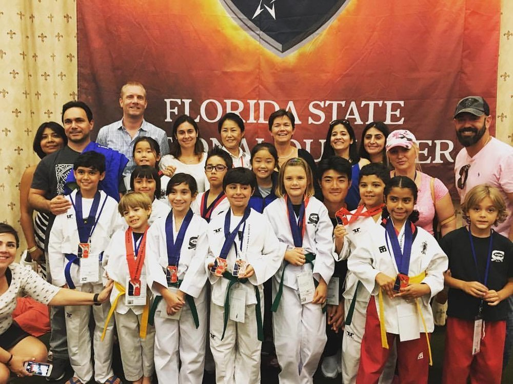 Florida State TaeKwonDo Competition