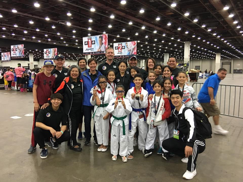 National Tae Kwon Do Championship