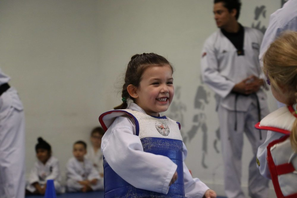 Martial Arts Fun Classes